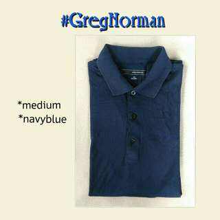 CLEARANCE SALE: Greg Norman Classic Golf Polo Shirt