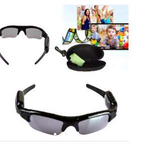 CLEARANCE LAA...last 2 UNITS!!!!SPY Video Recording Camera Sunglasses with Voice Recording
