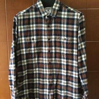 EVIL ARMY Flannel Shirt