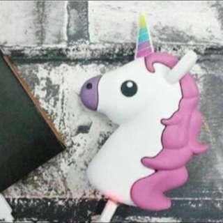 Powerbank Emoji Unicorn