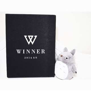 Winner 2014 S/S (Limited Edition Album)