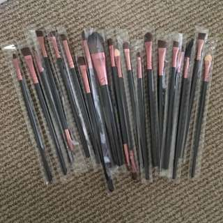 20pc Makeup Brushes
