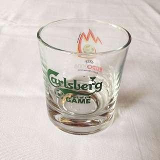 Carlsberg UEFA 2008 Glass