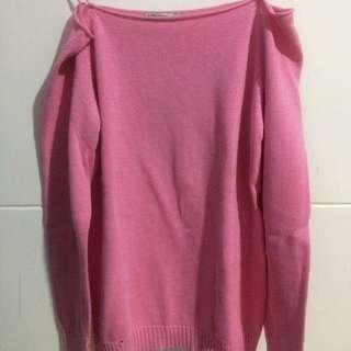 Sabrina Sweater Baby Pink