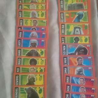 Topps Star Wars Force Attack Extra Card 97 Mix