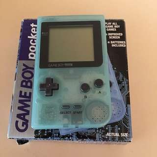 Game boy Pocket Nintendo