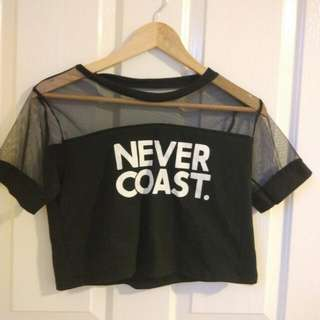 Never Coast Shirt *