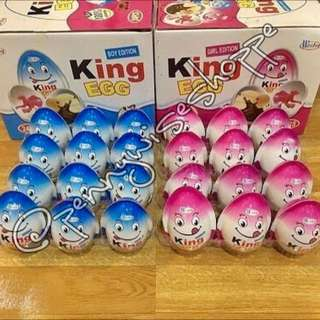 King Egg Surprise