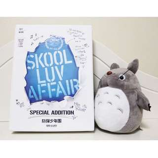 BTS: Skool Luv Affair (2nd Mini Special Addition)