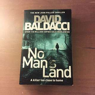 "David Baldacci's ""No Man's Land"""
