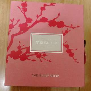 Japanese Cherry Blossom Voyage Collection
