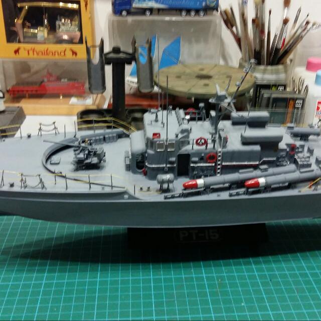 1:72 , Tamiya Japanese Torpedo Boat PT15