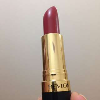 Revlon Super Lustrous Lipstick in Shade Teak Rose Creme Finish