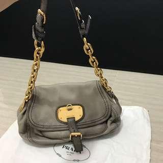 Prada Cervo Handbag