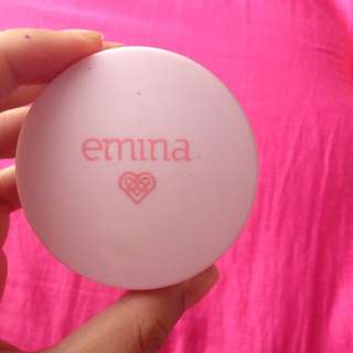 Preloved Bare With Me Bedak Emina Ori