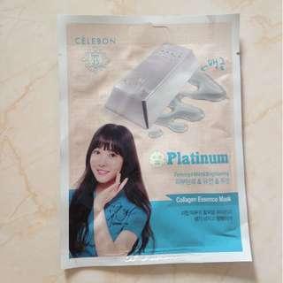 Masker Platinum Celebon
