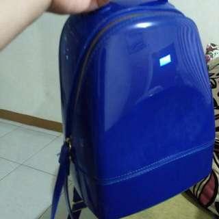 Backpack Tas Punggung Tas Gemblok Wanita Jellybag