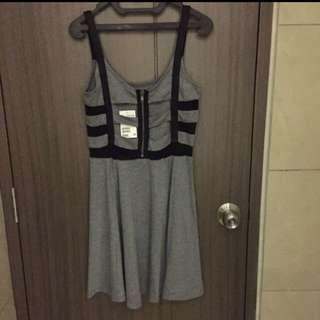 HnM Sexy Back Dress