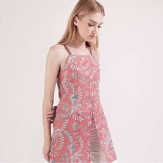 Dress batik by @warangkabatik