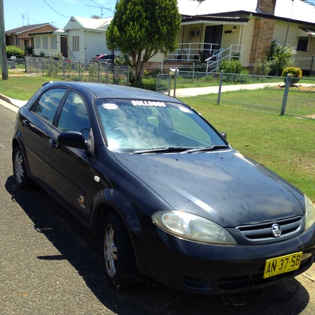 2005 Holden Viva For Wrecking Or Project