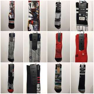 Stance Socks Brand New $18 Each Sz Larges Only