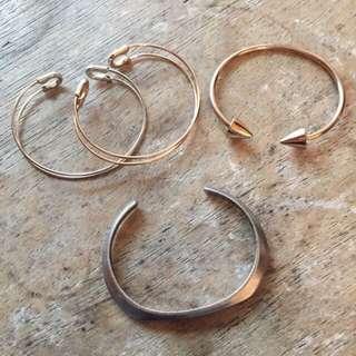 🚚 設計款手環