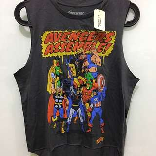 Avengers Singlet