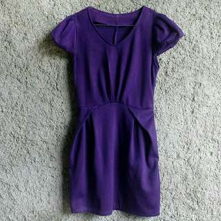 REPRICE!! Purple Dress