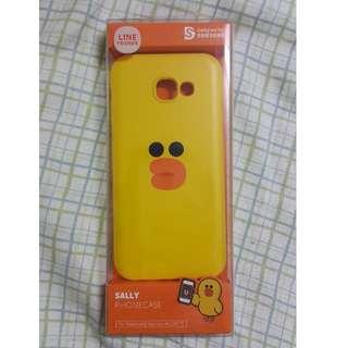 🚚 LINE FRIENDS 莎莉手機殼 SAMSUNG A5(2017)