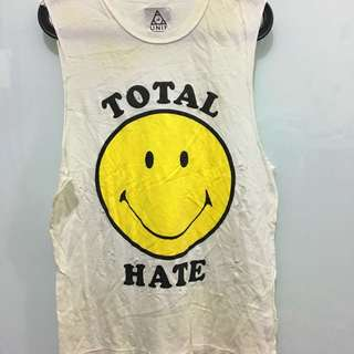 Distressed Muscle Tank From UNIF