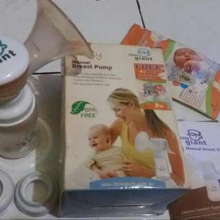Breast Pump Little Giant