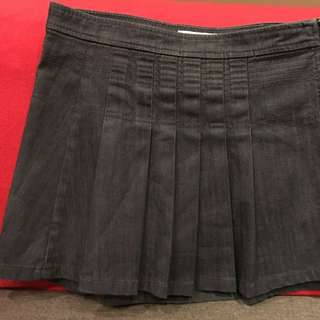 Pre-owned DKNY Mini Denim Skirt