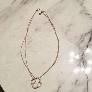 GORJANA 4 Leaf Clover Necklace