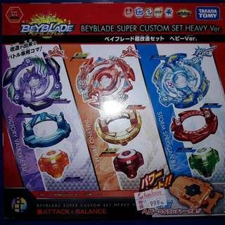 Funbox購入 戰鬥陀螺 超級改造組-重擊 小孩圈超瘋狂🙌!!!