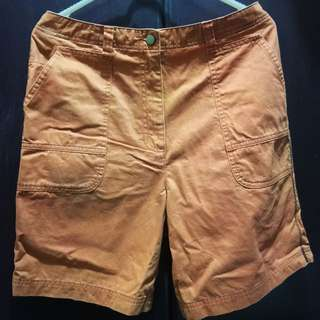 Khaki Shorts from HK
