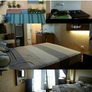 Apartemen harian/mingguan