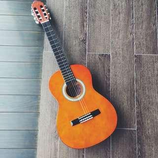 Valencia classical guitar