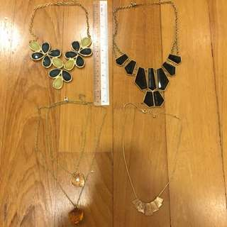 Statement Necklaces (Scroll To See More)