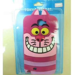 NOTE2 迪士尼笑笑貓手機殼