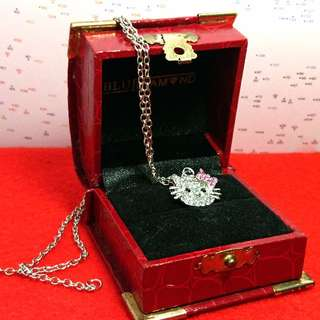 Vintage Hello Kitty Necklace Accessory