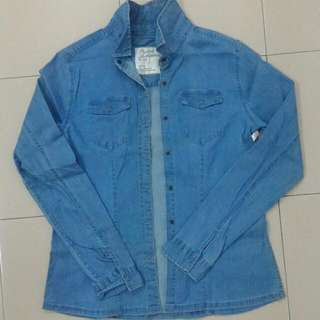 *NEW* Padini Authentics Denim Jacket Shirt Top