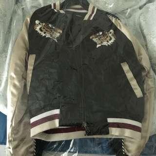 AES 橫須賀老虎外套