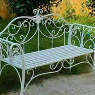 English Vintage Style Bench