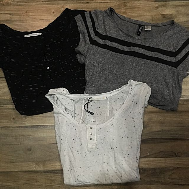 3 Shirts for 180
