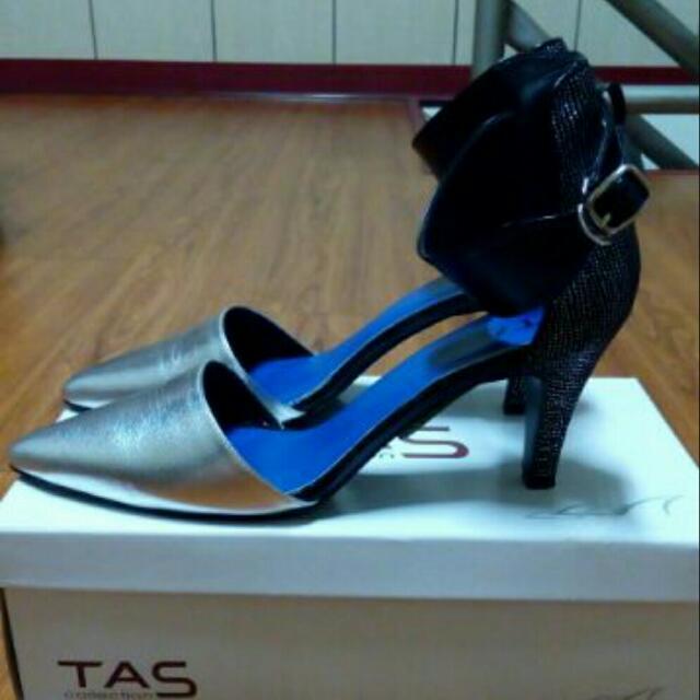 (2.5折/全新)TAS時尚跟鞋#含運最划算