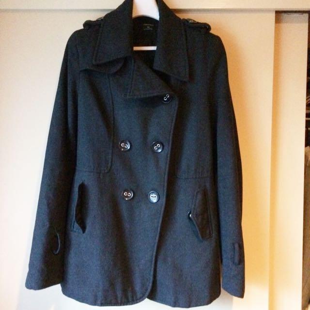60% Wool Coat