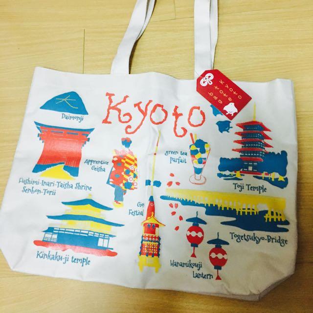 日本京都和風提袋