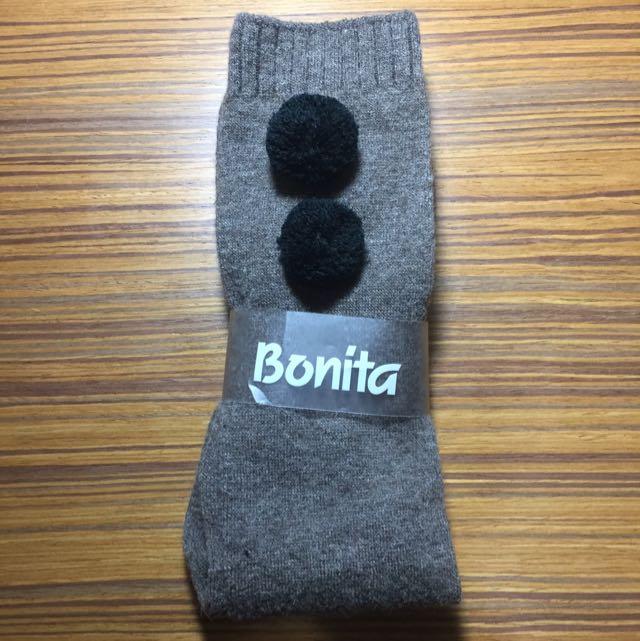 日本羊毛襪