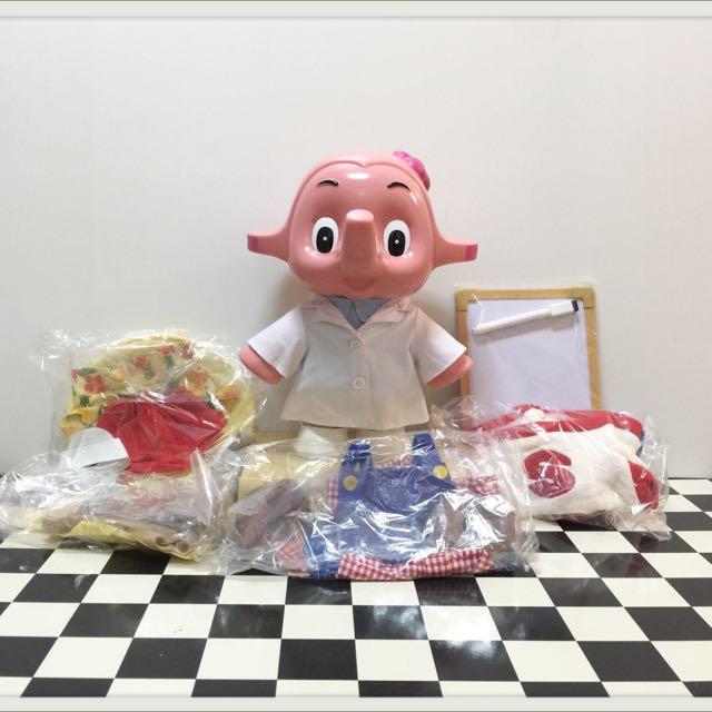 👉(代友出售)日本🇯🇵藥妝店限定稀有款佐藤象🐘(全新) 👈
