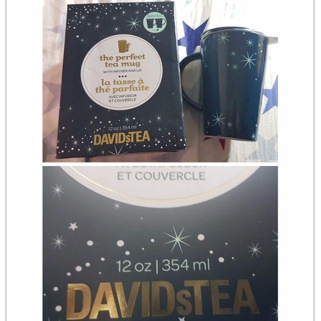 全新 加拿大品牌 DAVIDsTEA COLOUR CHANGING (12oz/354ml)